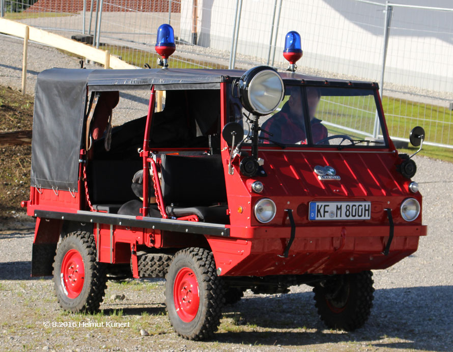 ehemaliges Fahrzeug aus dem Trentin (Südtirol)