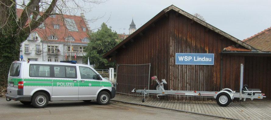 Neuer Transporter der WSP