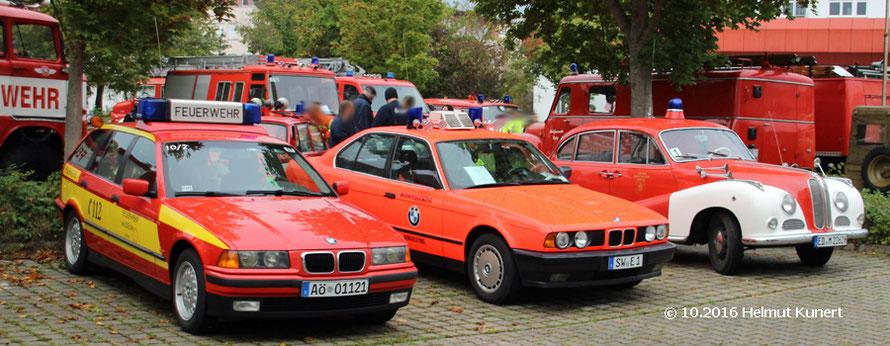 Vom Museum, ehemals BMW-Werk Dingolfing und BF München.