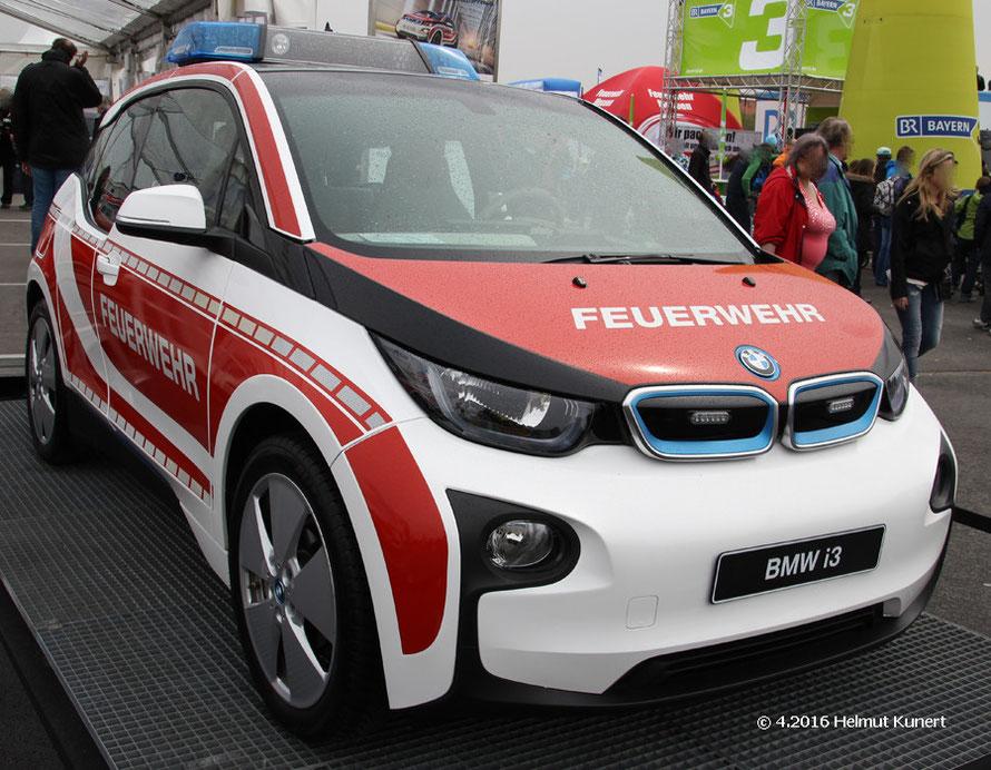 Vorführ-Elektroauto von BMW