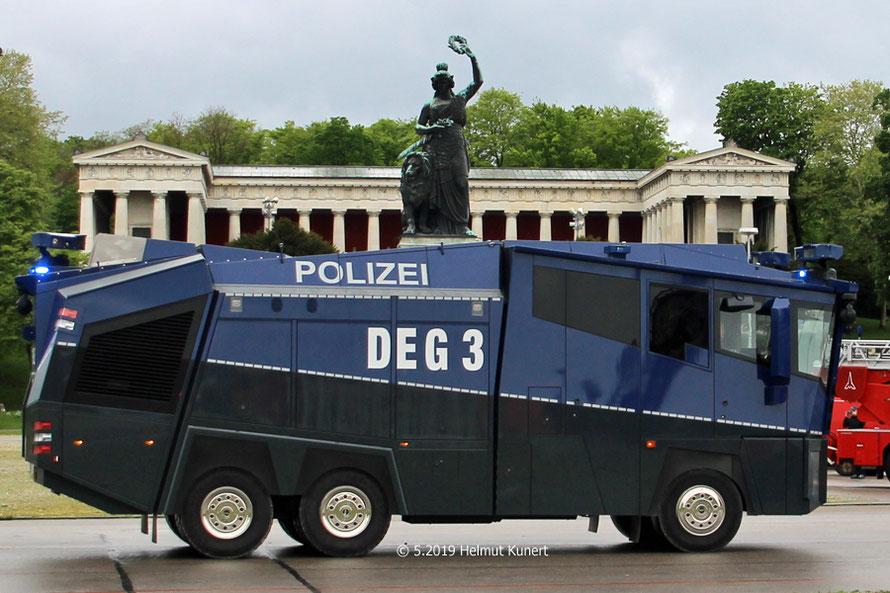 Deggenddorf 3 unter dem Schutz der Bavaria