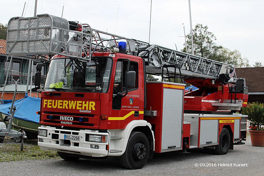 Drehleiter-Fahrzeug DLK 23/12 GL