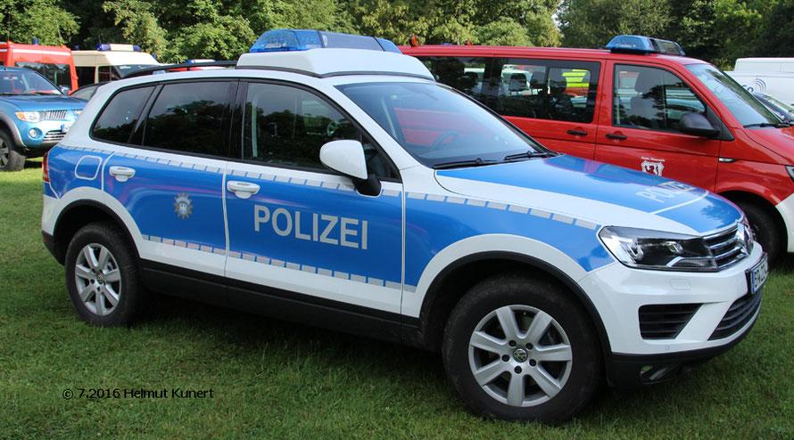 Etwas Rares der Bundespolizei!