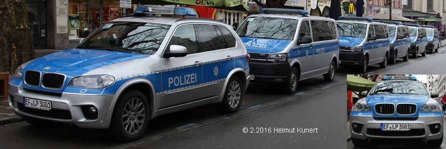 BMW X5 und neue VW T6