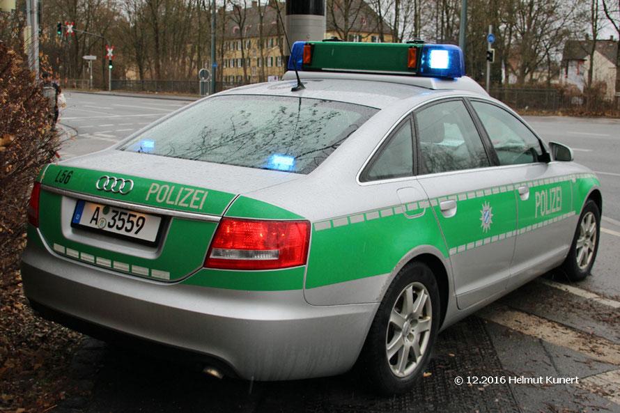 Einzelstück in Bayern. Umgerüsteter Provida-Wagen.