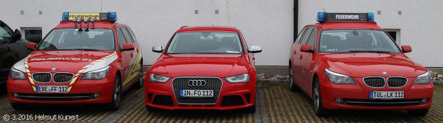 Audi mit aussagekräftigem Kfz.-Zeichen!