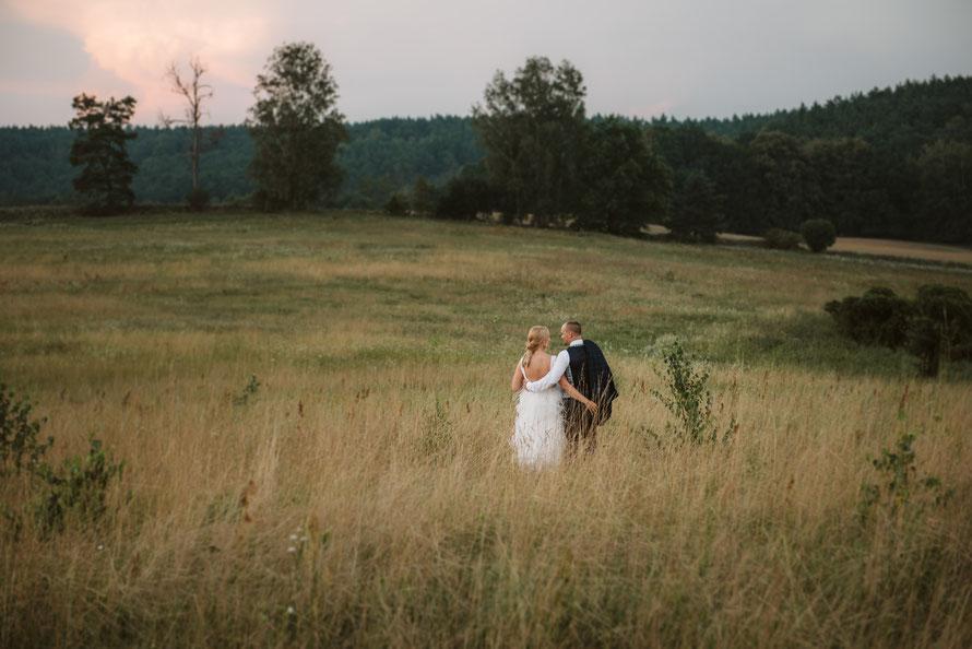 Ślub plenerowy | Ślub rustykalny | Naturalna fotografia ślubna | Reportaż ślubny | Slow wedding | Fotograf ślubny