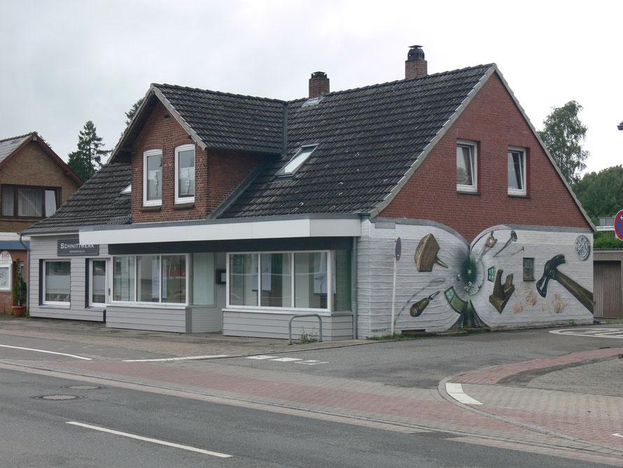 Hausfassade Böttcher und Trachsel