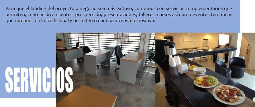 Landing servicios Querétaro