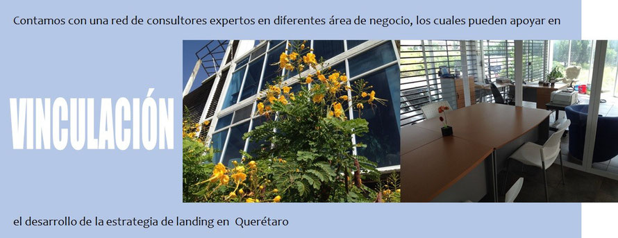 Landing vinculación Querétaro