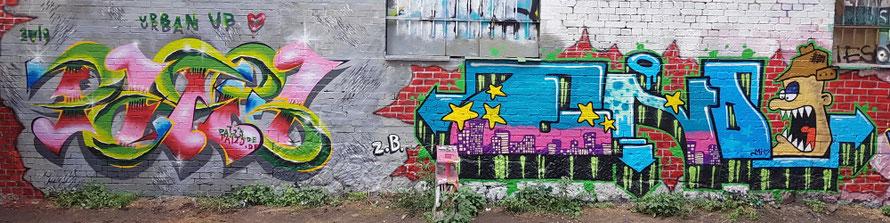 Graffiti Projekt Leipzig