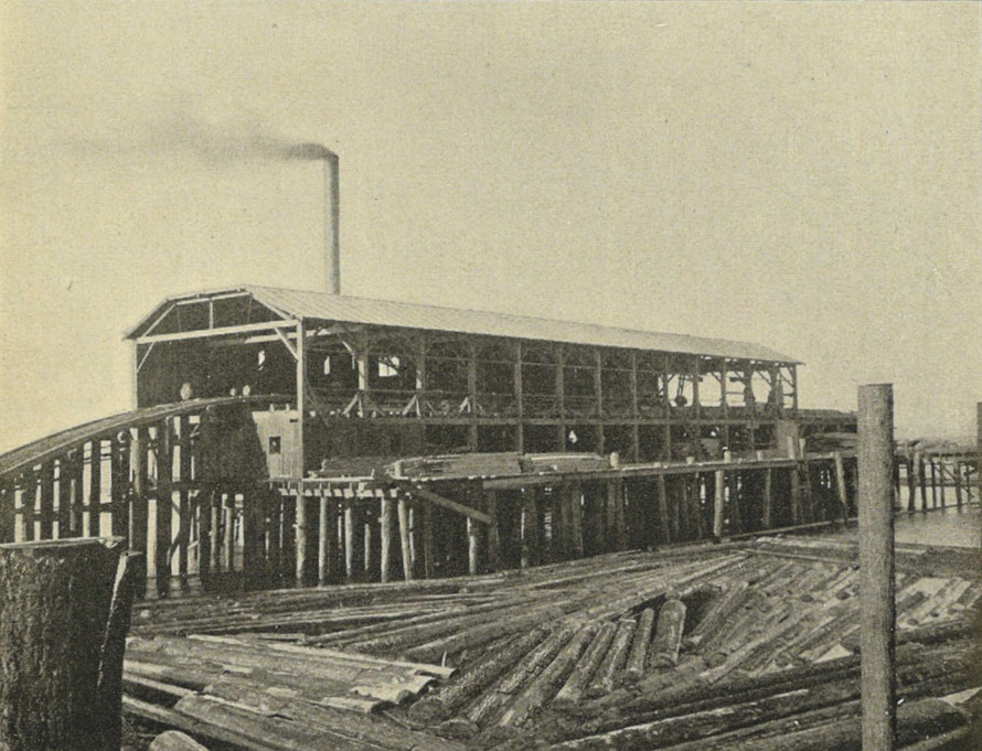 Image from: https://commons.wikimedia.org/wiki/File:Seattle_-_Kerry_Lumber_Mill_-_1900.jpg