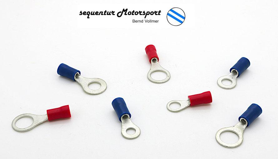 Ringzungen 0,25 - 2,55 mm²