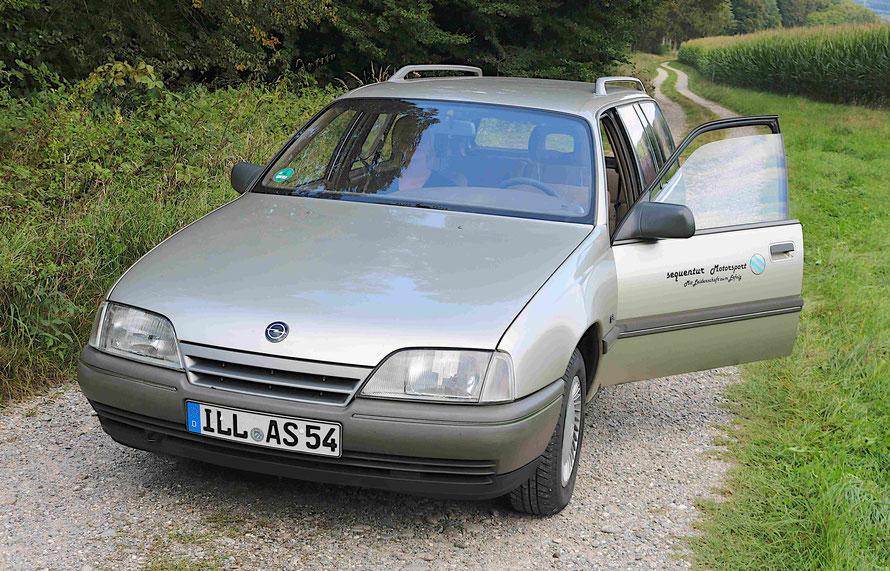 Opel Omega A 2.0i