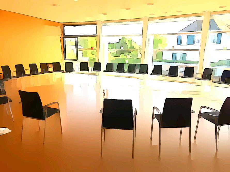 Die Veranstaltungen des Schöner-Leben-Institutes finden immer in energetisch hochschwingenden Räumlichkeiten statt und bringen vielen Menschen Hilfe zur Selbsthilfe.