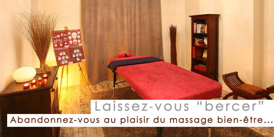 Cabinet de relaxation Réflex' Massage Lyon