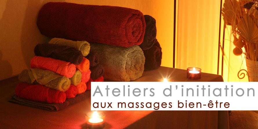 Stage massage lyon Réflex' Massage