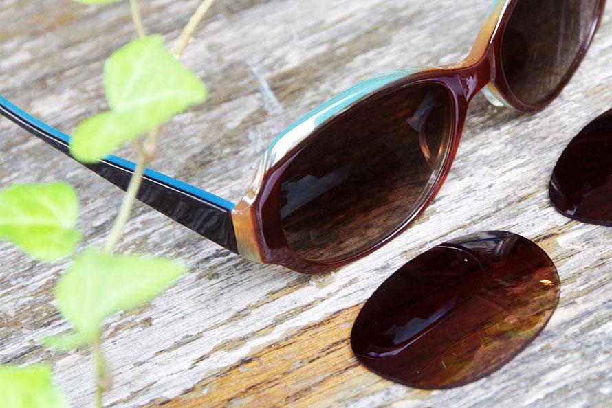 Sunglasses: lafont POLYNESIE Price: 32,000yen