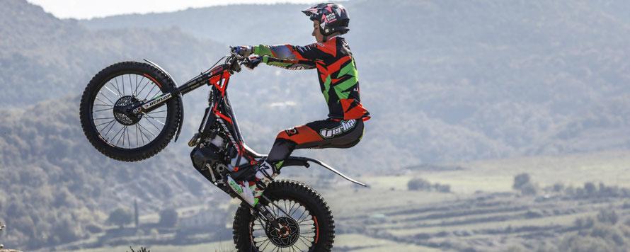Repuestos y recambios para motos de Trial - Motosuki