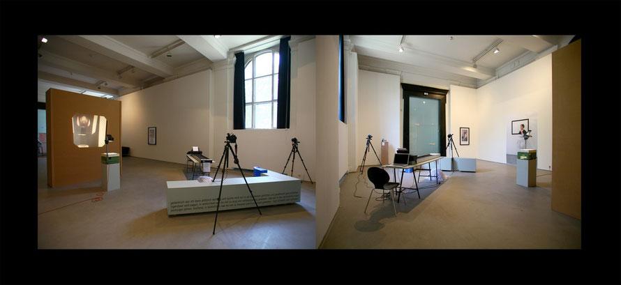 Ausstellungsansicht, Foto: Teresa Novotny