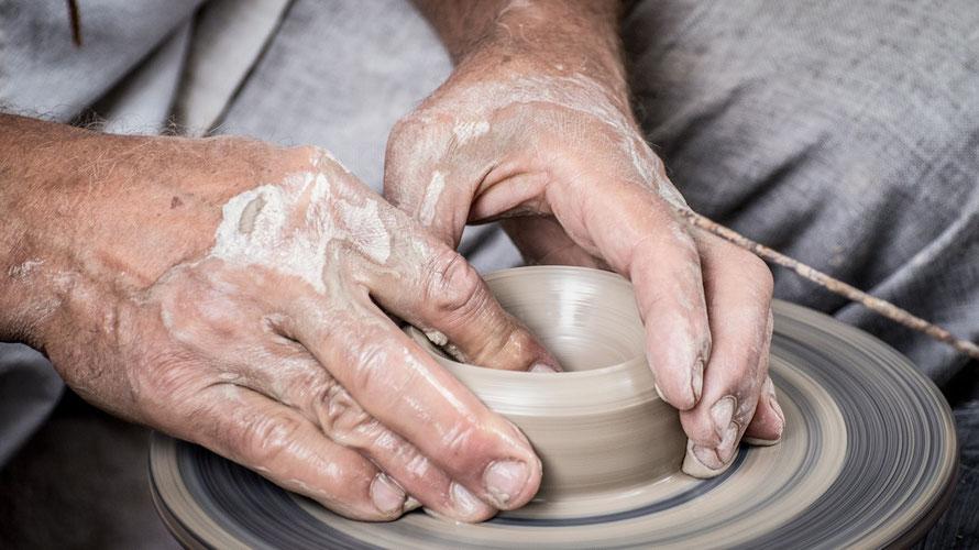 Achtsamkeit im Alltag leben, kreative Hand-Arbeiten, vom Glück des Einfachen, Naturheilpraxis Norma Bendt