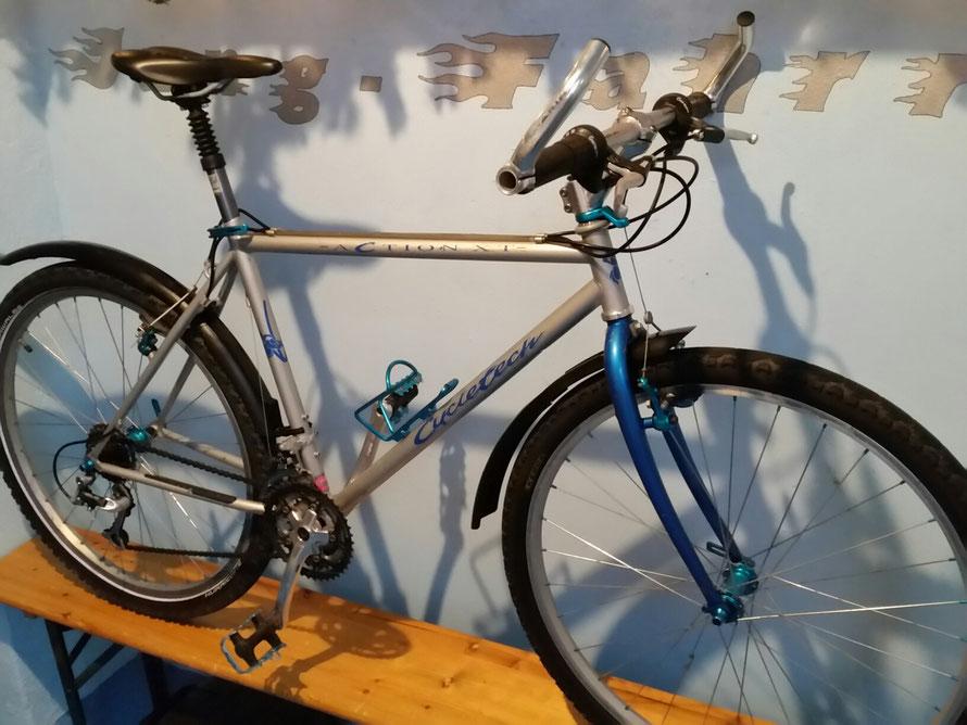 """Cycletech Action XT - Rh 48 - 24 Gang - 26"""""""