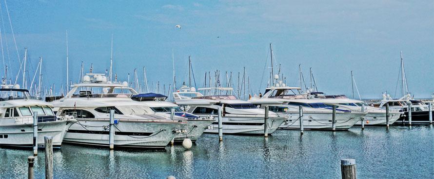 Ortung für Boote und Yachten