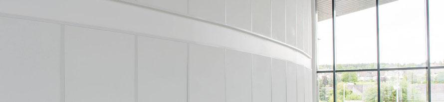 """Акустические стеновые панели Rockfon (Рокфон) - ООО """"АП-Системы"""", г. Казань"""