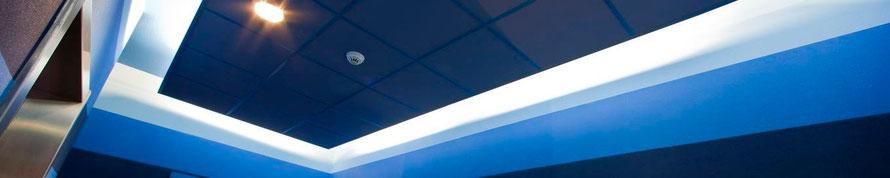 """Повесной потолок Rockfon Color-all - ООО """"АП-Системы"""", г. Казань"""
