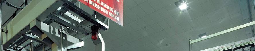 """Повесной потолок Rockfon Industrial Opal - ООО """"АП-Системы"""", г. Казань"""