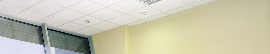 """Повесной потолок Rockfon Lilia - ООО """"АП-Системы"""", г. Казань"""