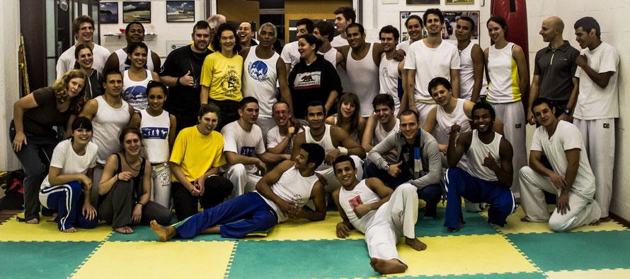 Gruppe Capoeira União - Academia in Baden