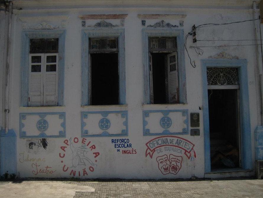 Academia in Itaparica (Brasilien)