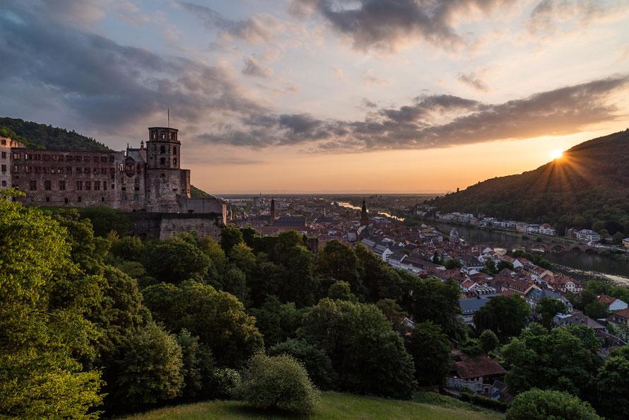 Workshop Blaue Stunde: Heidelberg - fotografie-workshops