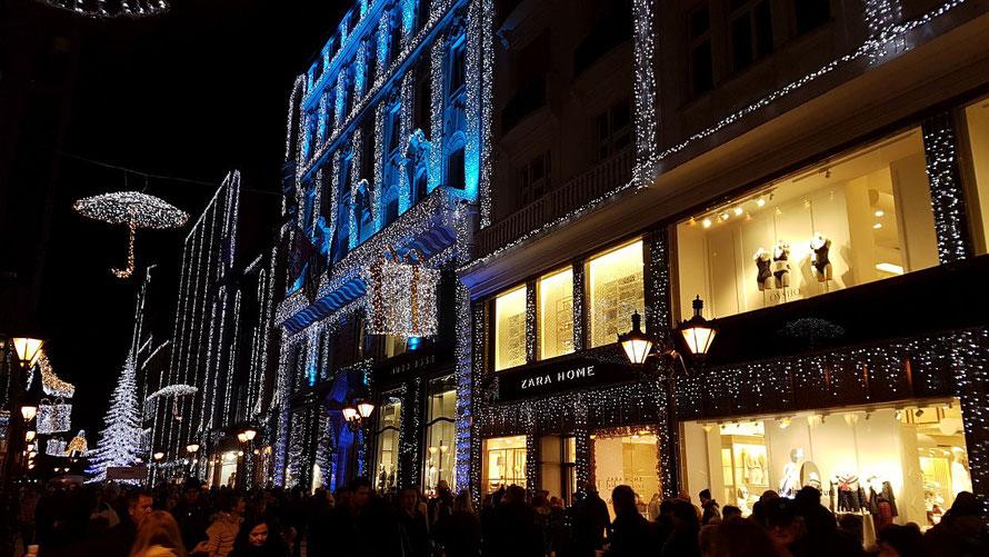Budapest weihnachtsmarkt fischerbastei matthias kirche budapester altstadt, Reiseführer Ungarn Budapest