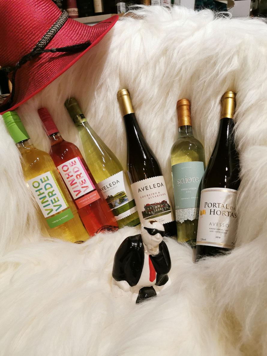 Vinho Verde Probier Paket