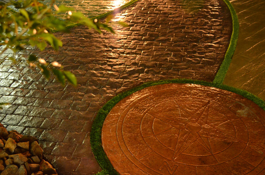 コニファー タフテックス 評判 口コミ クチコミ 評価 庭 外構 外溝 エクステリア 塀 駐車場 デザインコンクリート