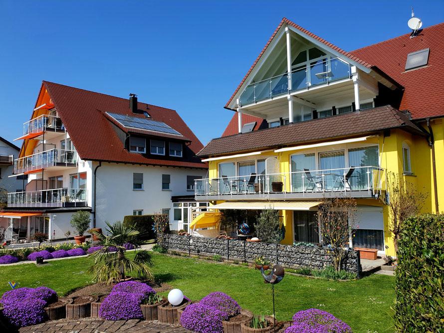 Bild: Haus Melanie und Ferienwohnungen in Hagnau am Bodensee