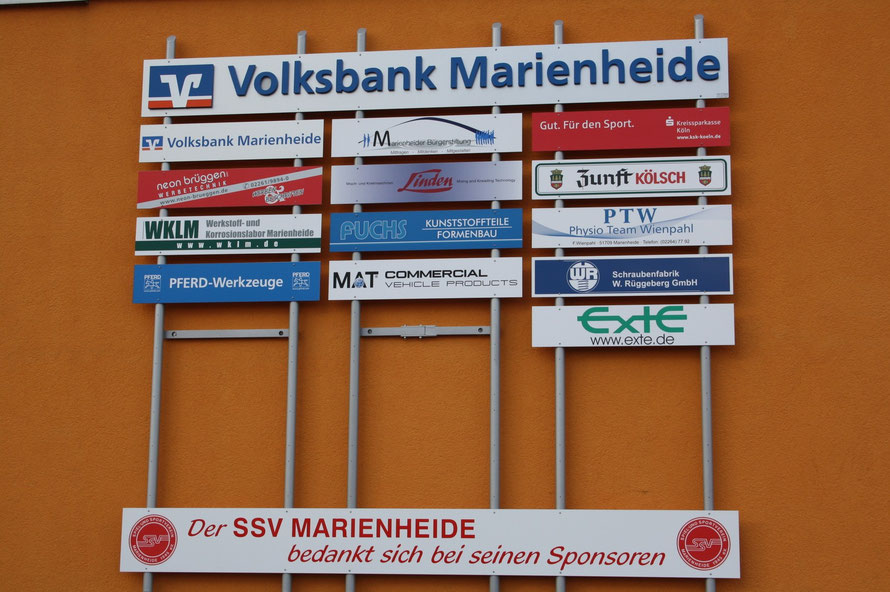 Physio Team Wienpahl Sponsor des SSV Marienheide