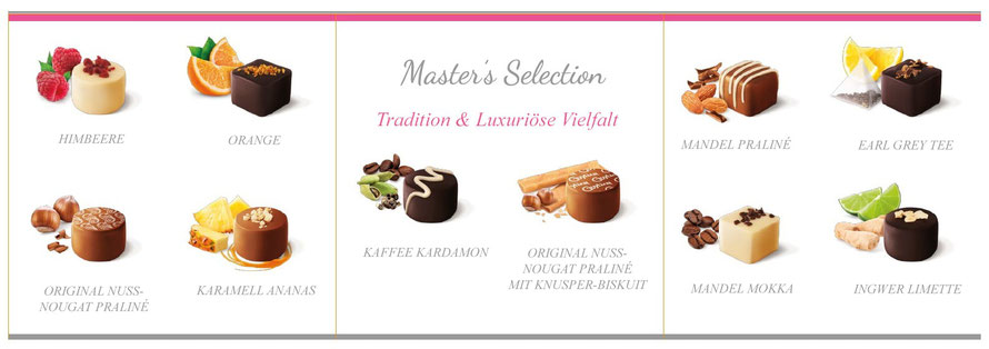 Guylian - Master´s Selection