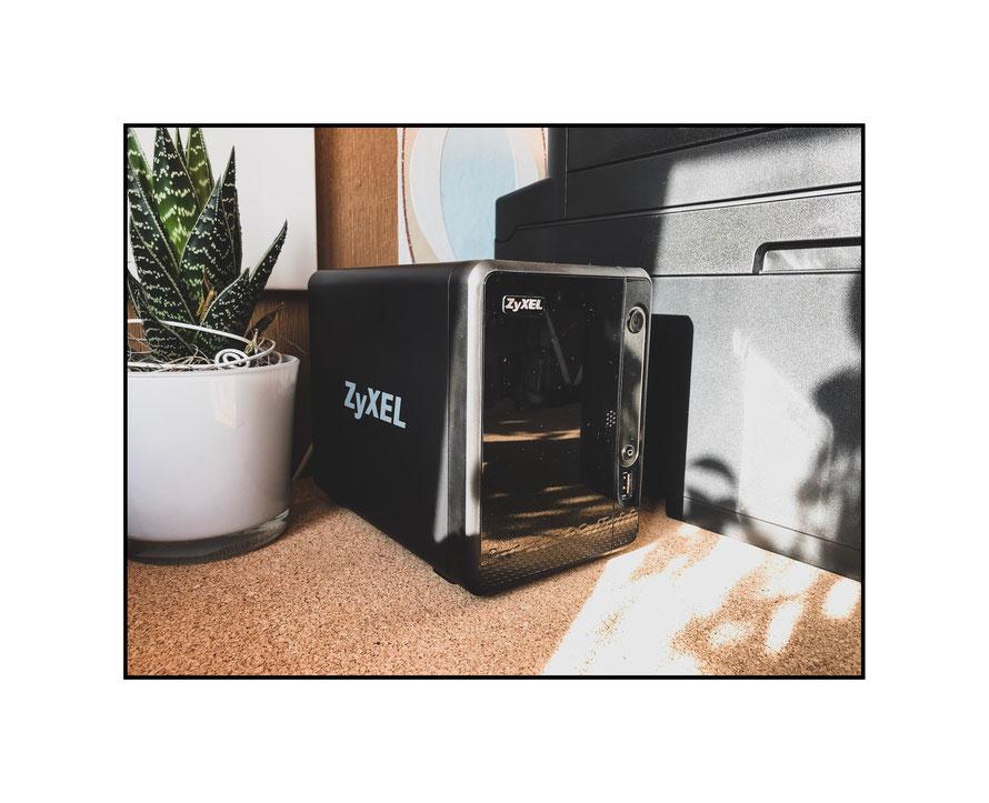 Zyxel - Home Storage System NAS326