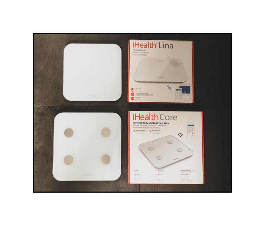 iHealth Lina - iHealth Core Produktvergleich