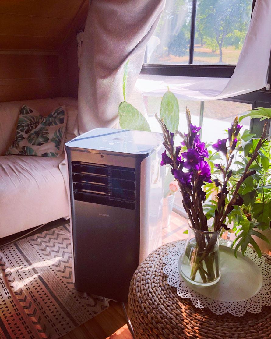 Klarstein - Metrobreeze 7 Barcelona mobile Klimaanlage Produkttest