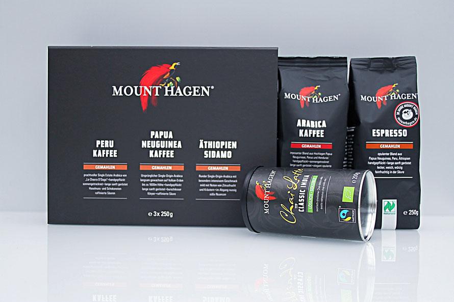 Mounthagen - Kaffee für Fortgeschrittene