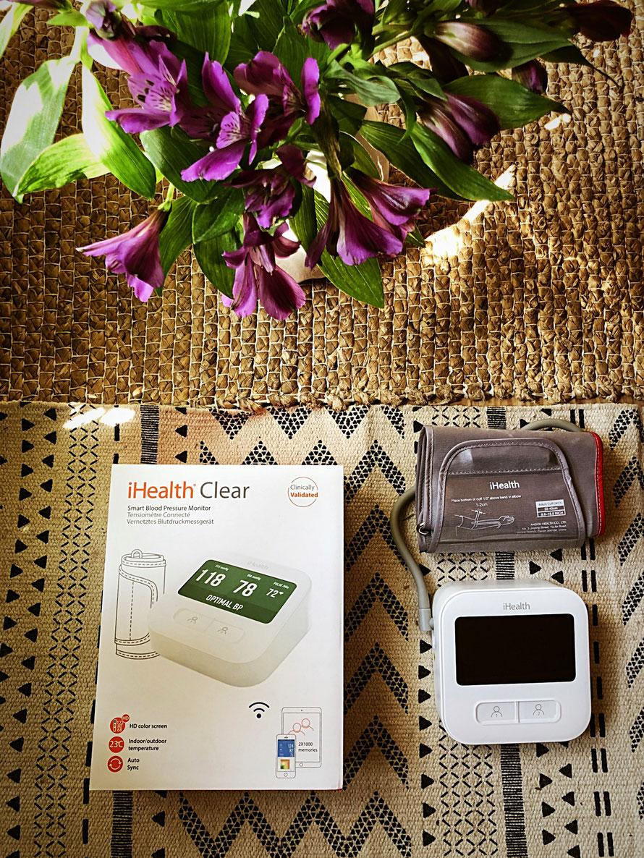 iHealth Clear - das smarte Blutdruckmessgerät