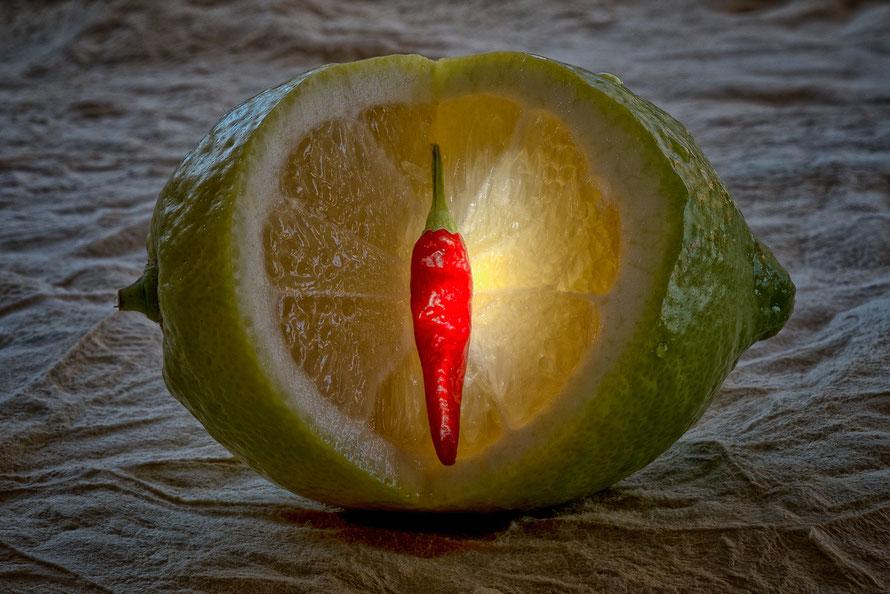 Limon Corazón Picante