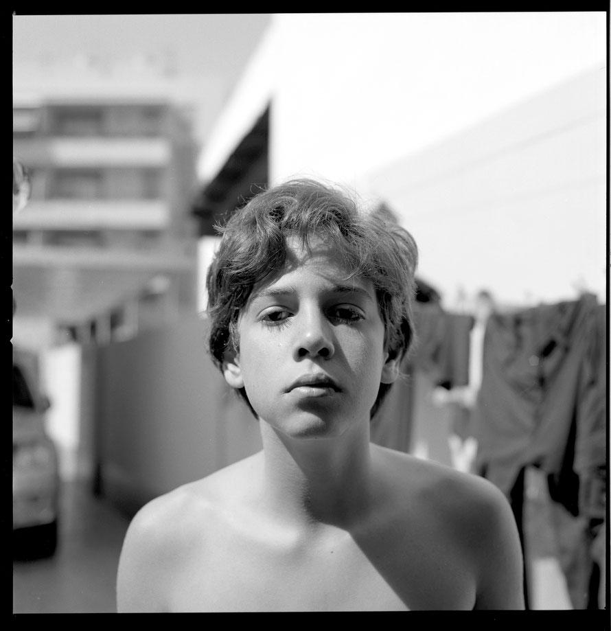 Hasselblad 500 CM, Portrait. 2016