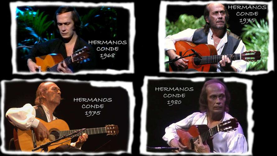 Paco de Lucia Stage Guitars Hermanos Conde 1980