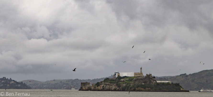 Alcatraz! Nein... Doch! ... Ohhhhh...