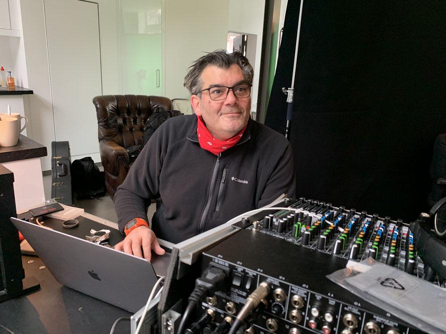 Parviz Mir-Ali, Produzent. Foto: (c) Mir-Ali / Küllmer-Vogt